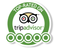 Bar Bike Dallas has Five Stars on Tripadvisor